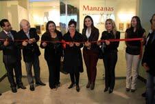 Inauguración de muestra pictórica en CCMB