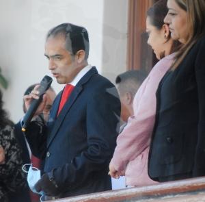Gonzalo Bojorges Conde, presidente municipal de San Andrés Chiautla