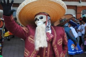 Calavera de Chimalhuacán