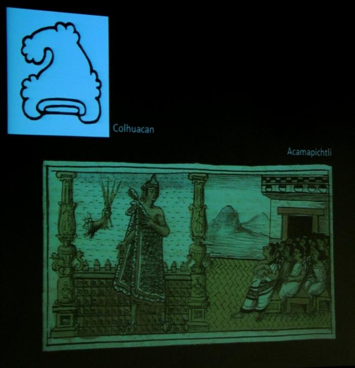 Presentación Las mexicas en Tula y Tula en México-Tenochtitlán. los presagios de la Conquista de México, de López Luján. Foto Mauricio Marat. INAH (2)